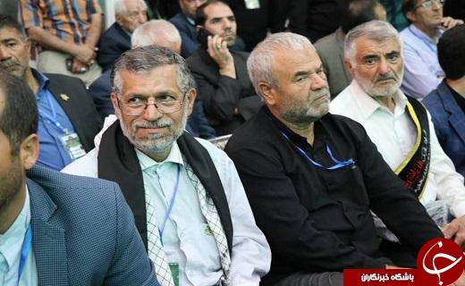 برگزاری اولین نشست پیرغلامان حسینی در حسینیه ایران +تصاویر