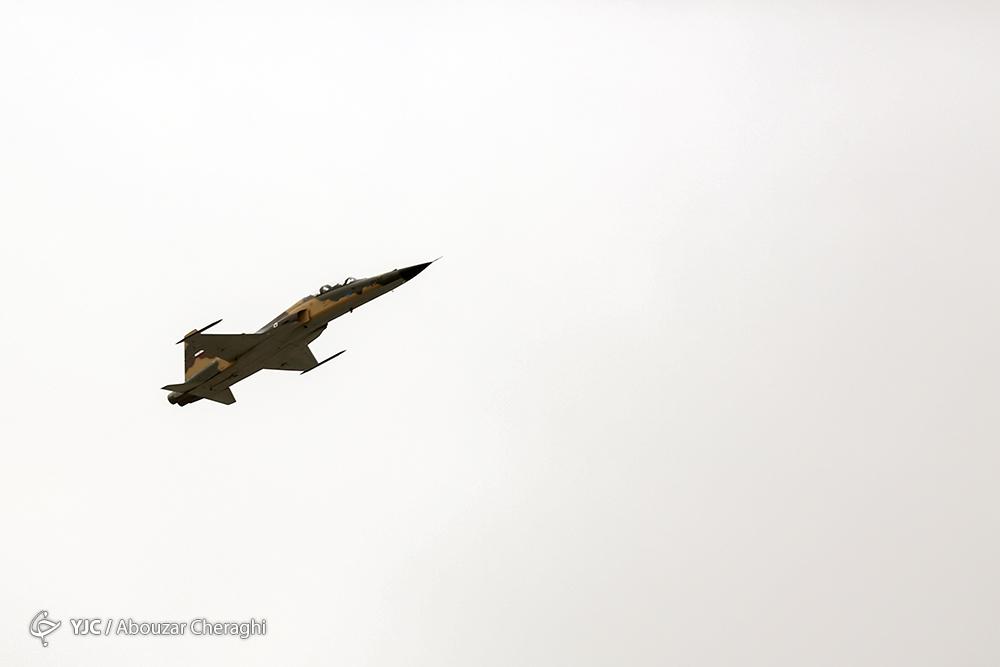 جنگنده کوثر وزارت دفاع را برتر کرد
