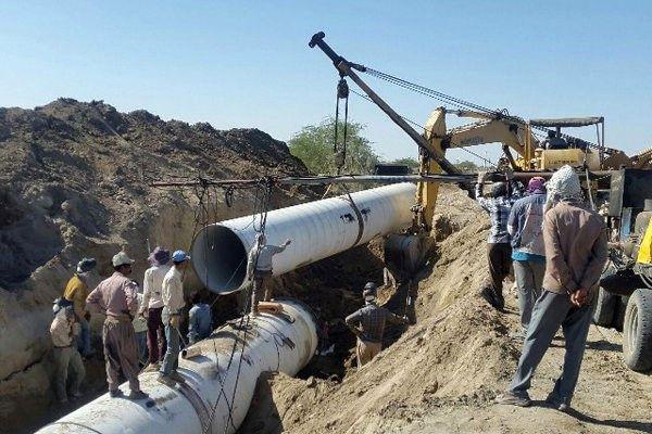 طرح آبرسانی به همدان ۶۳ درصد پیشرفت دارد/ انسداد بیش از ۳ هزار و ۵۰۰ چاه غیر مجاز