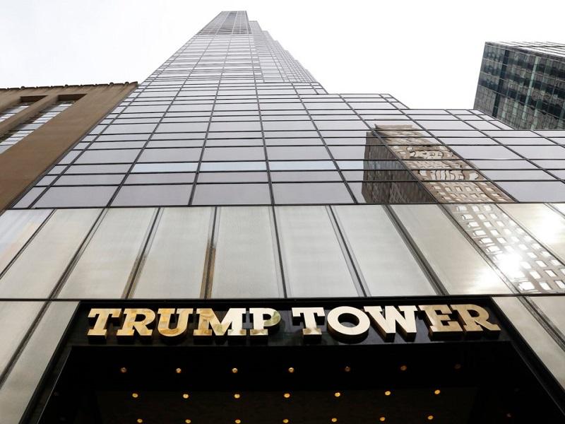 ترامپ ثروت خود را چگونه خرج می کند؟