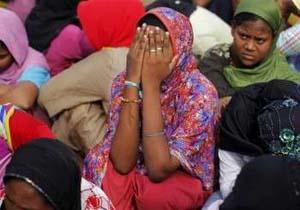 زنان و دختران آواره روهینگیا قربانی شبکههای فساد و قاچاق انسان شدهاند