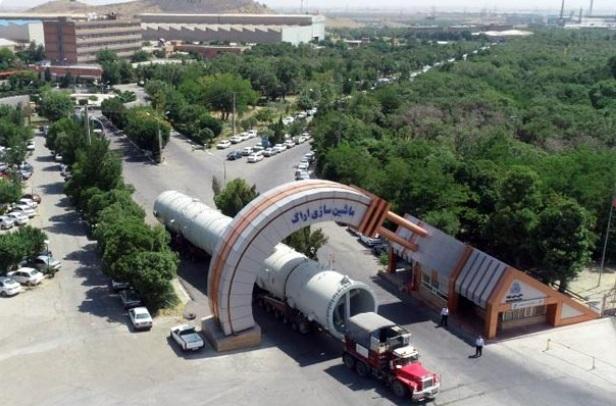 رکورد شکنی جهانی صنعتگران ایرانی ساخت برج تقطیر