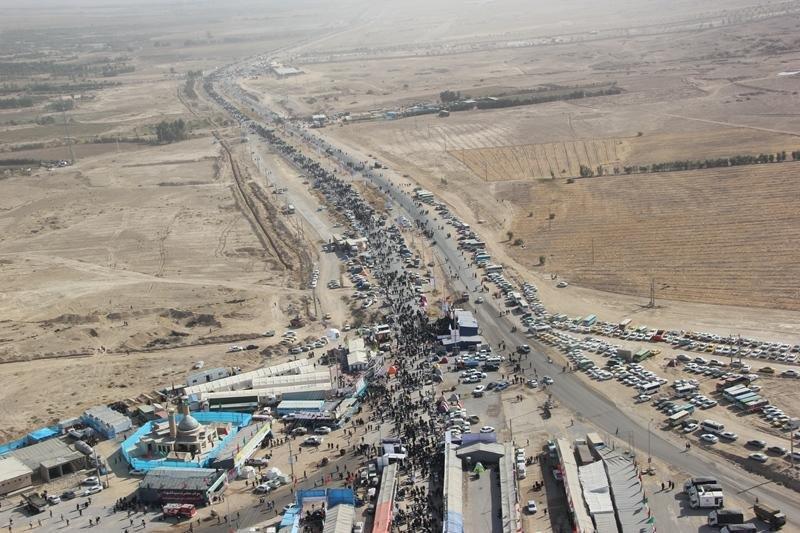 محورهای مواصلاتی استان ایلام برای اربعین ۹۸ ایمن سازی شد