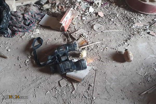 ابزار شکنجه تروریست های داعش + تصاویر