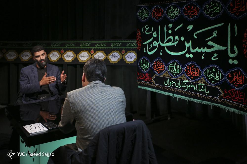 برای نوکری امام حسین (ع) باید انتخاب شد/ برخی میگویند برای رفتن به سوریه پول میگیرید/ لزوم ایجاد اتحادیهای برای مداحان
