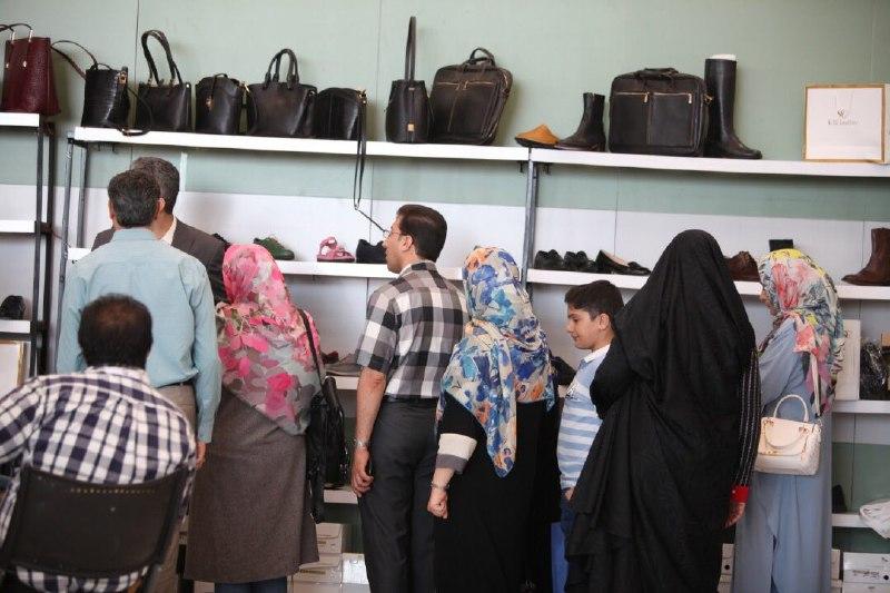 اولین نمایشگاه بینالمللی برندهای برتر کفش، کیف و کالای ورزشی برگزار شد