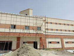 بیمارستان ۲۳۵ تختخوابی سقز بزودی افتتاح میشود