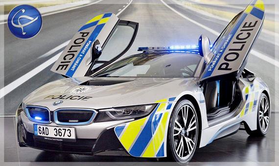 با جذابترین خودروهای پلیس در سراسر جهان آشنا شوید