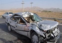 کشته شدن ۸ نفر در جادههای برون شهری استان همدان