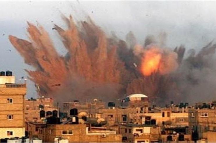 حمله هوایی متجاوزان به استان عمران ۵ شهید برجای گذاشت
