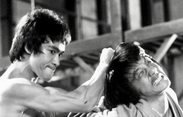 خاطره جکی چان از کتک خوردنش توسط بروس لی