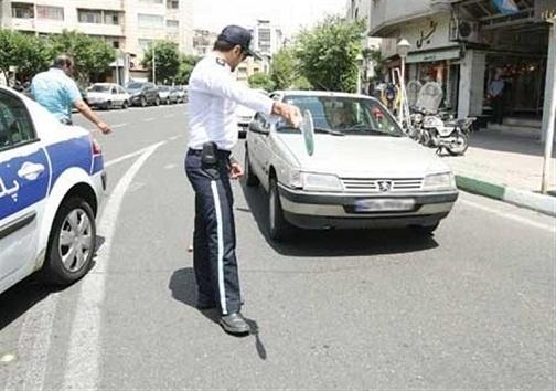 برخورد پلیس با عاملان سلب آسایش مردم