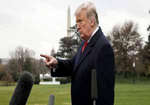 ترامپ: استیضاح را جدی نمیگیرم