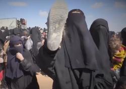 غوغای سوگلیهای داعش در اردوگاه «الهول»/ از اعترافات تلخ مادمازل «M» تا زنی که با چاقو یک سرباز را ناکار کرد + فیلم