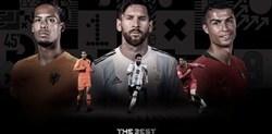 مسی مرد سال فوتبال جهان شد/ لیورپولیها بهترین سرمربی و دروازهبان جهان را از آن خود کردند
