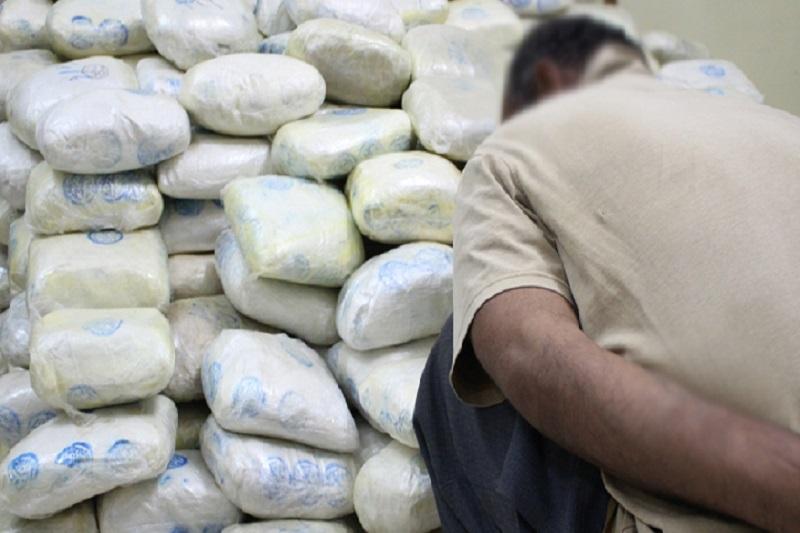 کشف بیش از ۲ تن انواع مواد مخدر در مرزهای سیستان و بلوچستان/۶ قاچاقچی دستگیر شدند