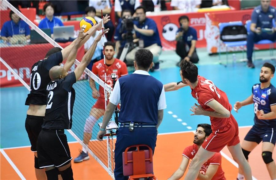 تیم ملی والیبال ایران ۱ - مصر ۳/ شکست ناباورانه بلندقامتان در گام دوم / نامطمئن و پر اشتباه!