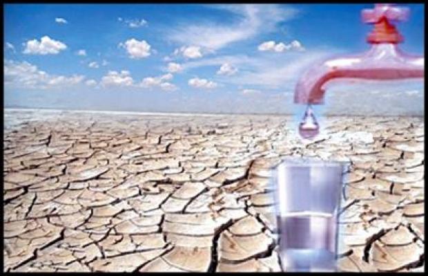 مشکل آب آشامیدنی در روستای ورجوی مراغه