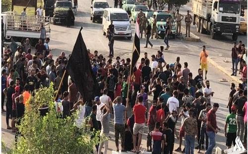 نگاهی به تظاهرات اخیر عراق/ چه کسی بغدادیها را به خیابان کشاند؟