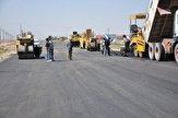 باشگاه خبرنگاران -روکش آسفالت ۳۴۰ کیلومتر از راههای منتهی به مرز مهران، شلمچه، چذابه
