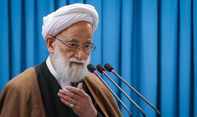 آیت الله امامی کاشانی نماز جمعه این هفته را در دانشگاه تهران اقامه می کند
