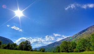 استقرار  هوای پایدار در گیلان