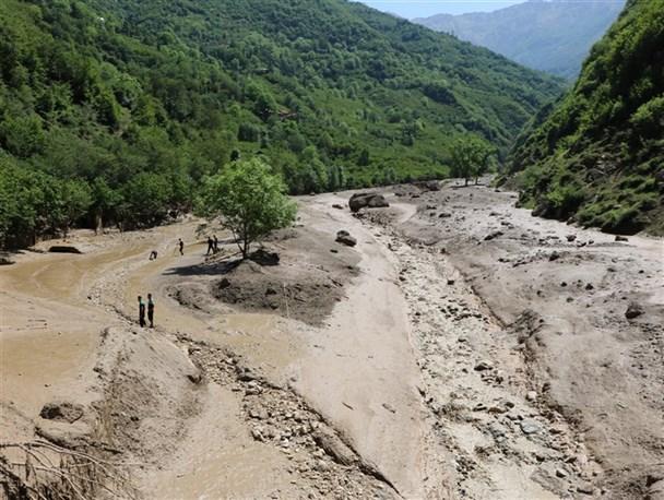 باشگاه خبرنگاران -بارشهای تگرگی همراه با سیلابی شدن مسیلها در جنوب شرق کشور