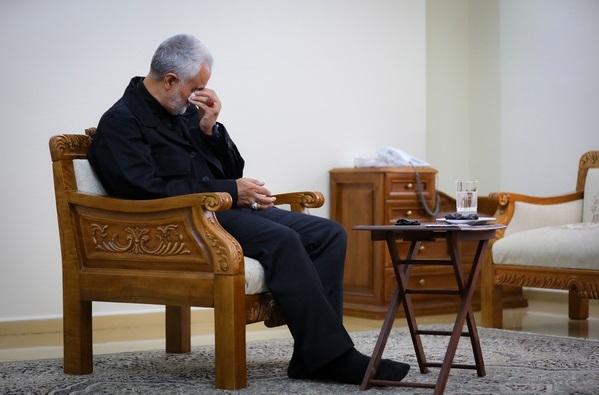 حسینی که سردار سلیمانی از او گفت، که بود؟! + فیلم و تصاویر