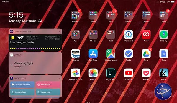 بررسی مزایا و معایب سیستم عامل جدید آیپدهای اپل
