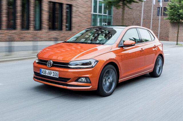 محبوبترین خودرو در هر کشور اروپایی کدام است؟ + تصاویر