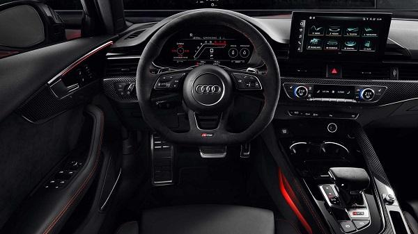 معرفی خودروی آئودی RS4 2020 با فضای داخلی بزرگ +تصاویر