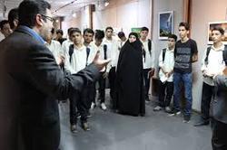 نمایشگاه آثار جشنواره بینالمللی عکس خیام در زنجان