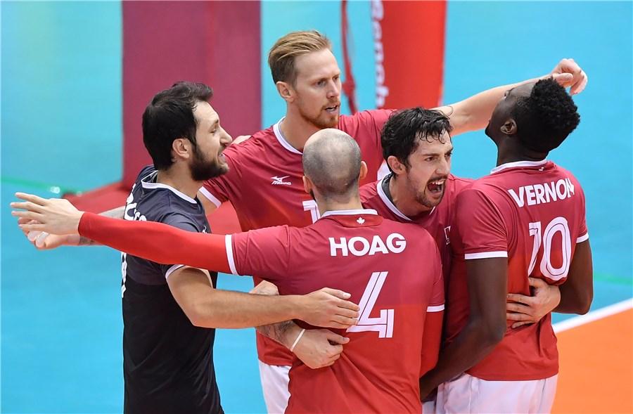 تیم ملی والیبال ایران ۱ - کانادا ۱ / گزارش لحظه به لحظه ست دوم