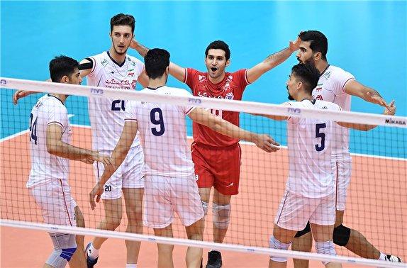 باشگاه خبرنگاران -تیم ملی والیبال ایران ۳ - کانادا ۱ / برد دلچسب در گام سوم / اعتماد به جوانان جواب داد