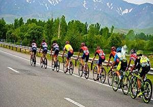 آغاز مرحله سوم تور بین المللی دوچرخه سواری ایران_آذربایجان