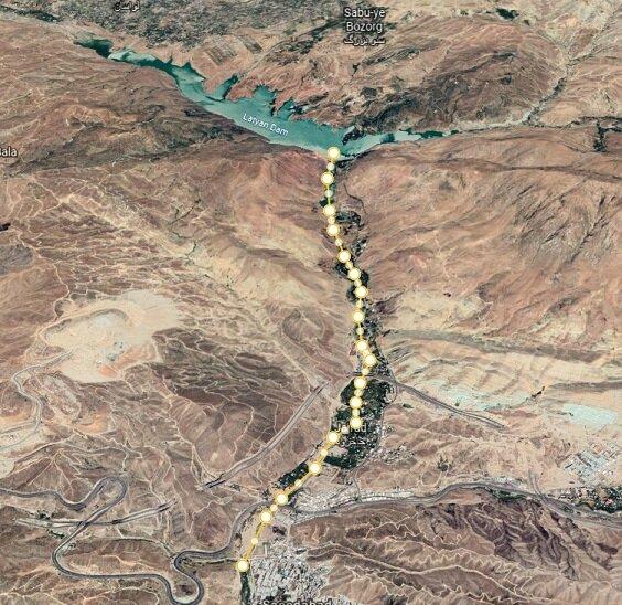 وجود دو سد و ۵ گسل فعال در شرق تهران / هشدارهایی که باید جدی گرفته شود