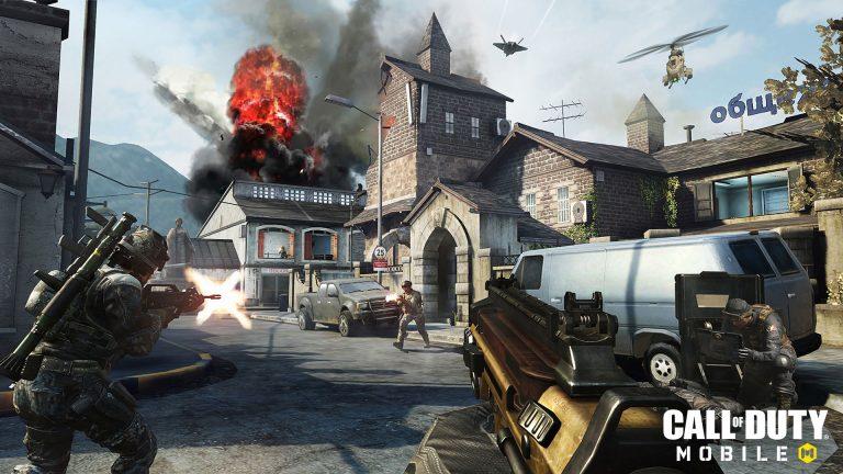 آمار حیرتآور دانلود بازی Call of Duty: Mobile