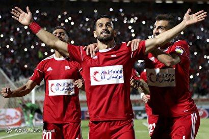 لیگ برتر فوتبال/ تراکتور ۱ - پارس جنوبی ۰