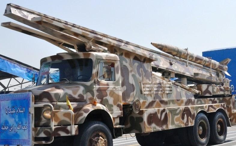 از دستاورد جدید ارتش/ قدیمیترین راکتهای ایرانی«نقطهزن» شدند