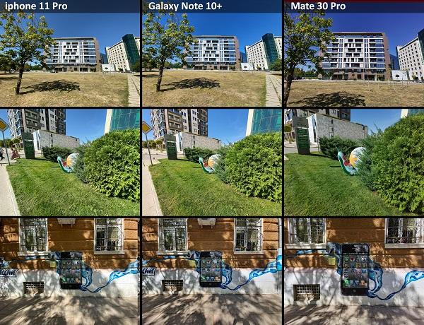 بررسی جامع کیفیت دوربین سه پرچمدار معرفی شده در تابستان