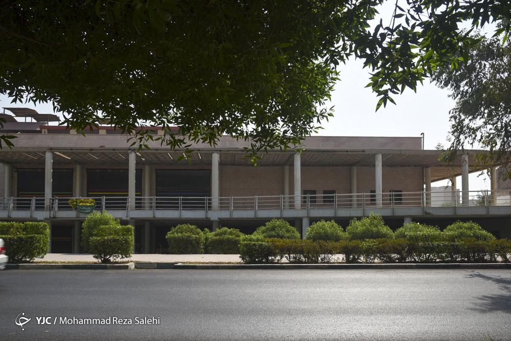 وضعیت موزه هنرهای معاصر اهواز نگران کننده است/ تلاش جمعی برای پس گرفتن این مجموعه