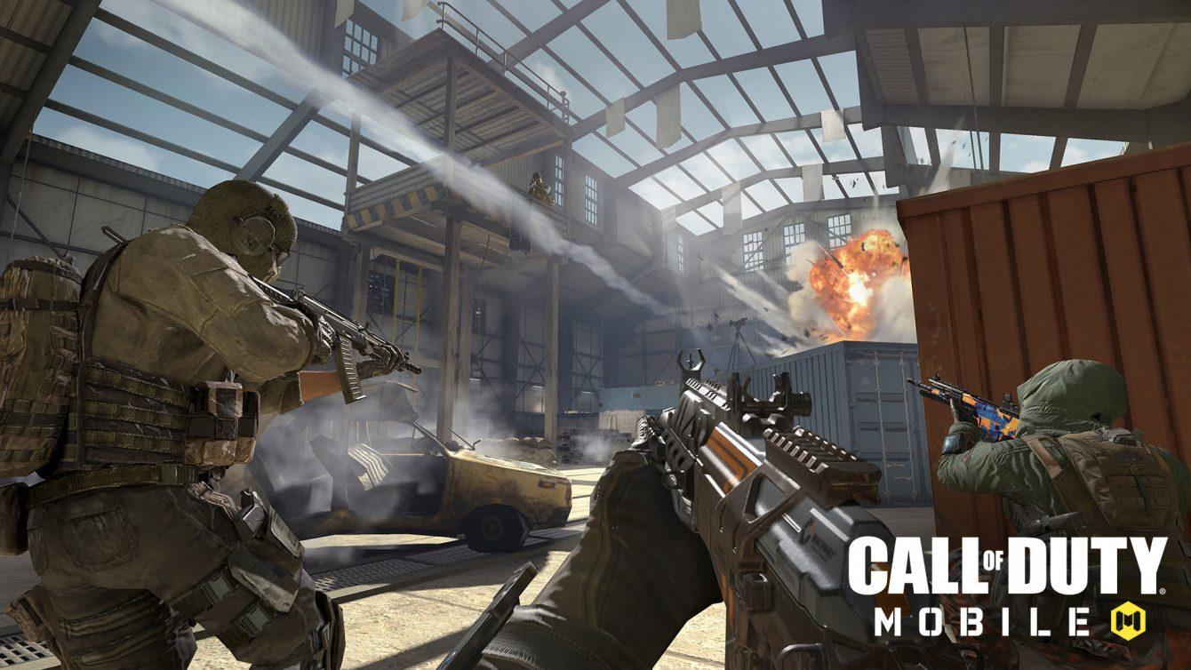 سرورهای بازی Call of Duty Mobile از دسترس خارج شدند