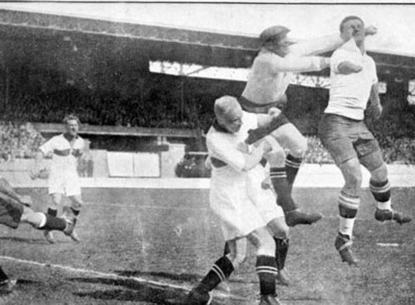 عجایبی که در فوتبال رخ داده و شاید از آن بی اطلاع بودید +تصاویر