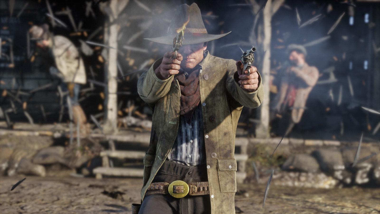 عرضه بازی Red Dead Redemption 2 برای پلتفرم استادیا