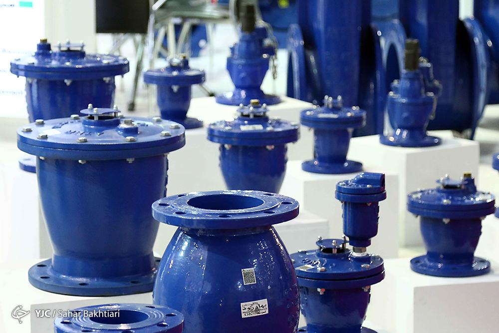 بخش اعظمی از نیازهای صنعت آب و فاضلاب کشور تولید داخل است