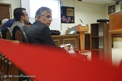 دومین جلسه دادگاه گروه عظام