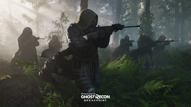 پچ ۱.۰.۱ بازی Ghost Recon Breakpoint در راه است