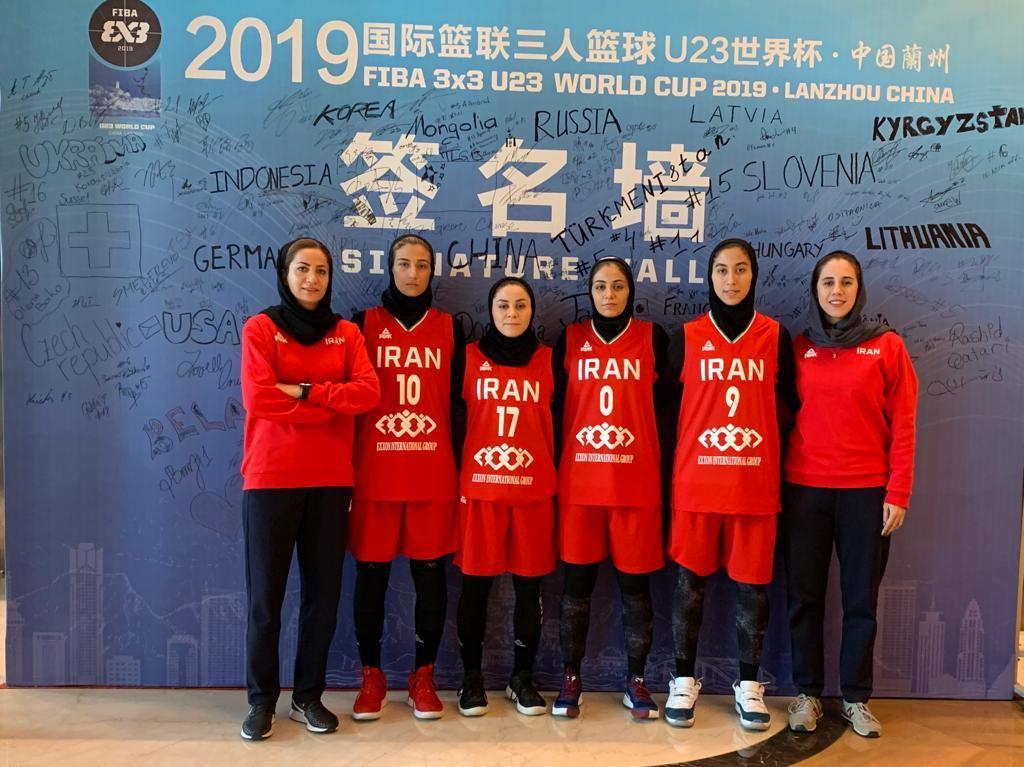 باشگاه خبرنگاران -۸ تیم راه یافته به مرحله دوم بسکتبال بانوان ۳ نفره زیر ۲۱ سال جهان مشخص شدند