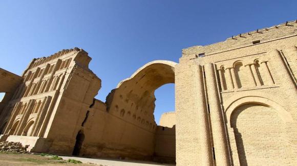 یادگارهای تماشایی ایران باستان در عراق + تصاویر