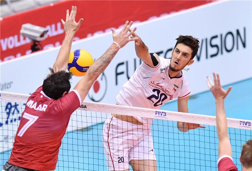 تیم ملی والیبال ایران - برزیل / جدالی حساس و نفسگیر به امید انتقام در ژاپن